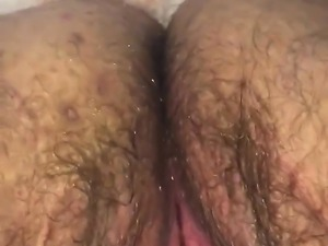 Natural bbw gushes and squirts Antonette from 1fuckdatecom