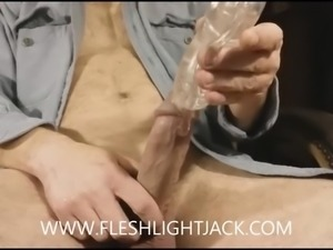 Fucking My First Sex Toy