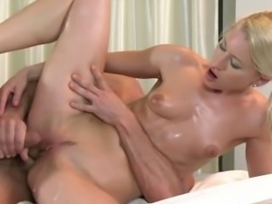 Pussy and Stomach Cumshot Compilation 1