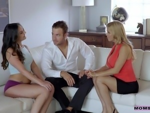 Brittany Shae And Alexis Fawx Sex