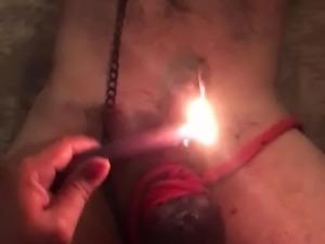 Mistress cordellia punishing her slave