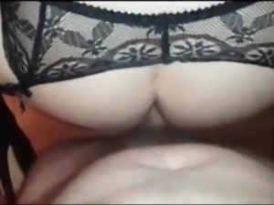 Squirting Pussy During Anal Sex