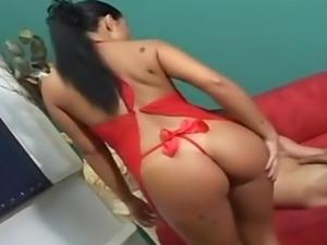 Big butt Brazilian
