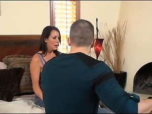 The Secret Touch To Seduce My Big Tits Mom, N