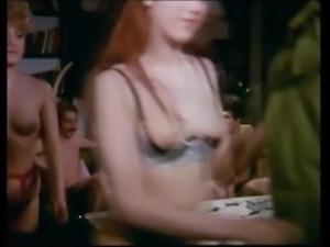 Vintage German Cumshot Competition