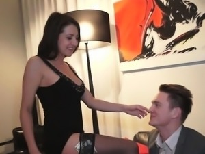 Sexy Prostitute Inna Does Anything For Money