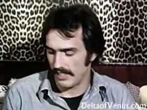 Vintage European Interracial Porn, 1970s