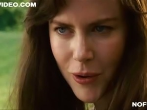 Lynne Marie Stetson and Nicole Kidman Chat Naked In Nudist Park
