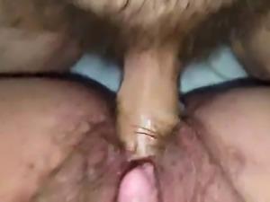 Creamy Big Clit Fuck and Orgasm