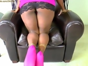 Ebony Foot Fetish at Clips4sale.com