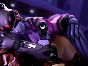 Overwatch Figure Highlight 04 - Widowmaker