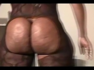 Denise a.k.a. The Boss In Lace Bodysuit