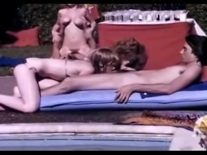 Retro Blowjob Facial Cumshot Compilation