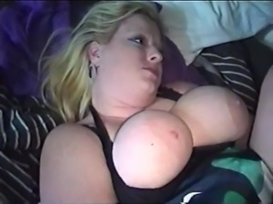 She wanted BBC So hubby Filmed