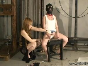 MLDO-126 Masochist men and women imprisoned double training
