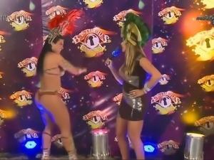 Carnival booty