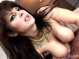 Hot like hell buxom MILF Kristi Klenot gets dirty with kinky neighbor in bed
