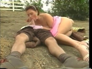 Inspection Threesome