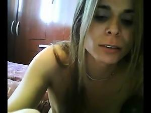 Tiny- titted big dicked tgirl interracially fucked