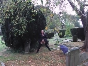 Cemetery Pissing