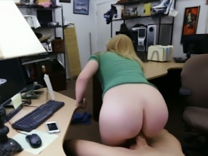 This fat ass slut is ready to suck and fuck to get some extra cash