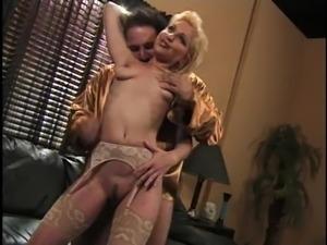 Alexandra Silk will do anything for a mature hunk's massive boner