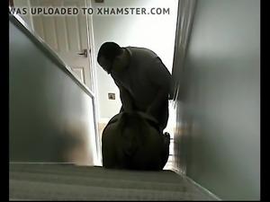 blonde slut gets a load cum from the mailman PornWebcamZ.com