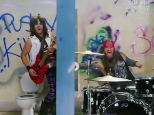 Steel Panther - Gloryhole Music Video