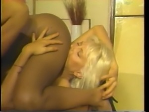 Black Lesbian Gets On Top Of Girl