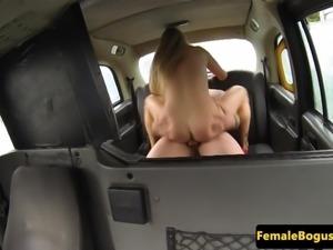 European milf cabbie screwed roughly