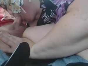 Hwy Backseat BJ and Swallow Part 6 of 7