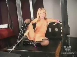 Machined Blonde
