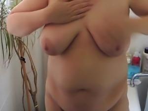 My BBWs big tits