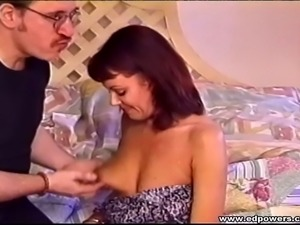 Busty Ruby Tuesday feels amazing having her slutty face fucked