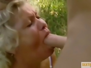 Verboten!!! Omas in Deutschland - Pervers!!!