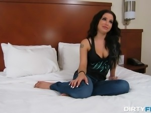 Dirty Flix - Welcome to her wet pussy