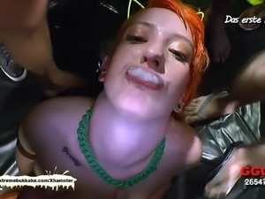 Ashlee Cox Vs Linda Lush vote the best cum slut- Extreme Buk