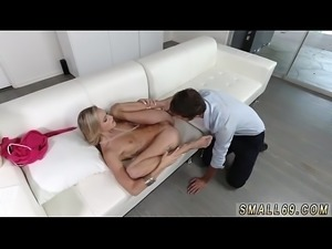 Fast blowjob cum in mouth Tiniest In The Agency