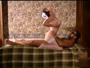 Sensual and cock hungry nurse gives sensual head at work