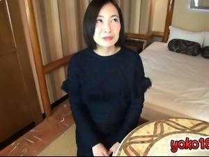 Japan pregnant blowjob with creampie