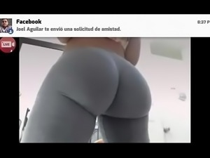big ass on facebook live