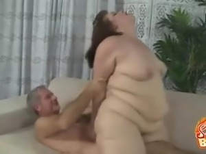 Fucked And Facialed BBW Cherie