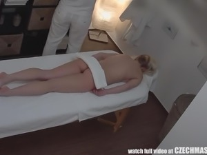 This masseur is the best in the business because he knows how to make all the...