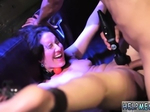 Bondage fisting and amateur blonde rough first time Helpless