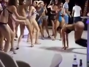 hot arses dance