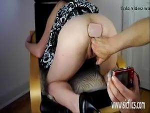 Extremo adolescente punho fodido e banho em mijo