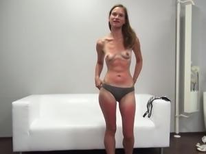 skinny redhead girl