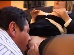 Shay Fucked in FF nylons