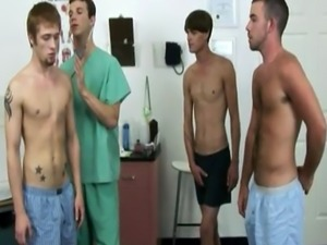 Male men doctors examination gay The Doc was taking all the