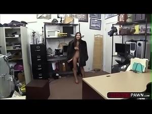 Cute erotic beauty Tyler fucked forcash